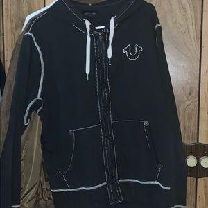 Men's true religion hoodie
